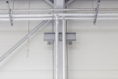 GMP Proces rurki aluminiowe
