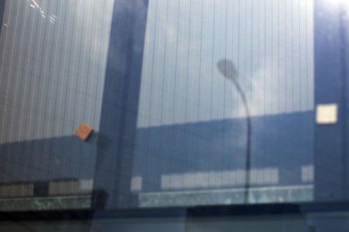 Hala magazynowa Ekoplast boczne okno