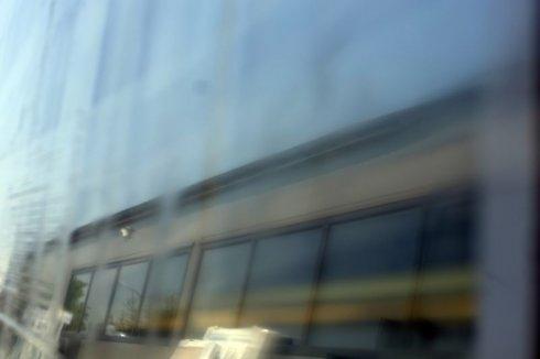 Hala magazynowa Ekoplast okno